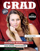 Andrea, Class of 2015