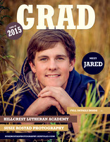 Jared, Class of 2015